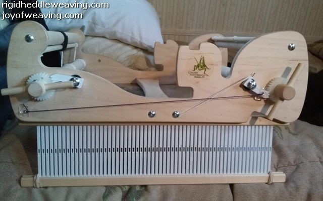A little Cricket Loom Hack